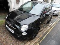 Fiat 500 Twinair 3dr stop start zero tax PETROL MANUAL 2011/61