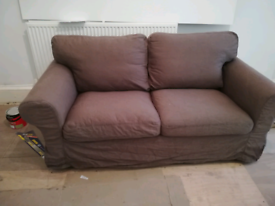 2 ikea sofas