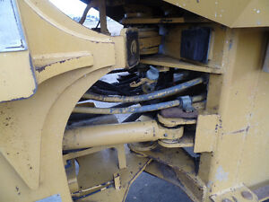 1997 CATERPILLAR IT28G WHEEL LOADER AT www.knullent.com Edmonton Edmonton Area image 9