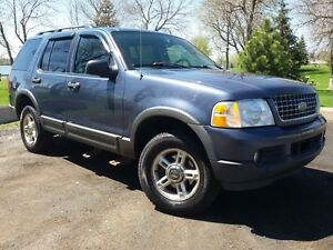 Ford explorer limited 2003 A1