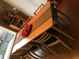 Kitchen Table and 6 chairs Strathcona County Edmonton Area image 2
