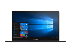 "Asus ZenBook Pro 15 UX550GE-15.6""Intel Core i7_(8th Gen)_6 cores"
