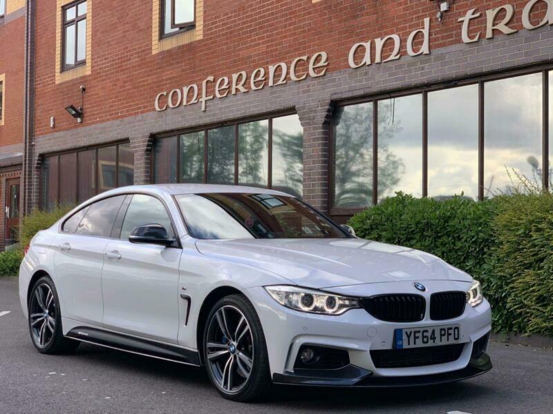 2014 BMW 4 Series Gran Coupe 3.0 435d M Sport Gran Coupe ...