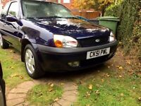 Ford Fiesta Freestyle 1.3