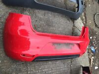 Seat Ibiza genuine rear bumper lots of models available fr can post