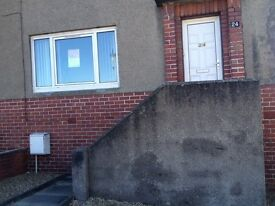 Three bed rooms house to let on link road Cumnock