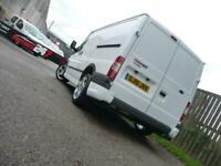 2010 Ford Transit Low Roof Van Sport TDCi 140ps PANEL VAN Diesel Manual