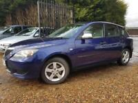 Mazda Mazda3 1.6 Sakata, 5 Door Hatch Dented Wing, Mot'd