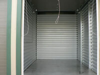 Heated 10' x15' storage unit ask about our specials