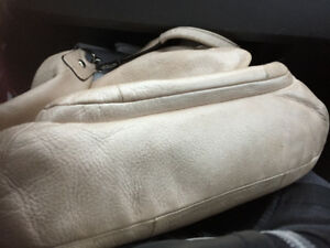 Gold Authentic Coach Purse