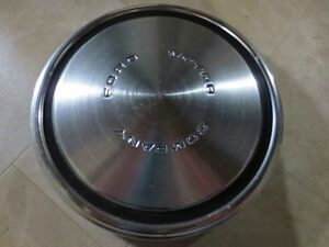 METAL  WHEEL  COVERS FROM  FORD COURIOR  PICKUP