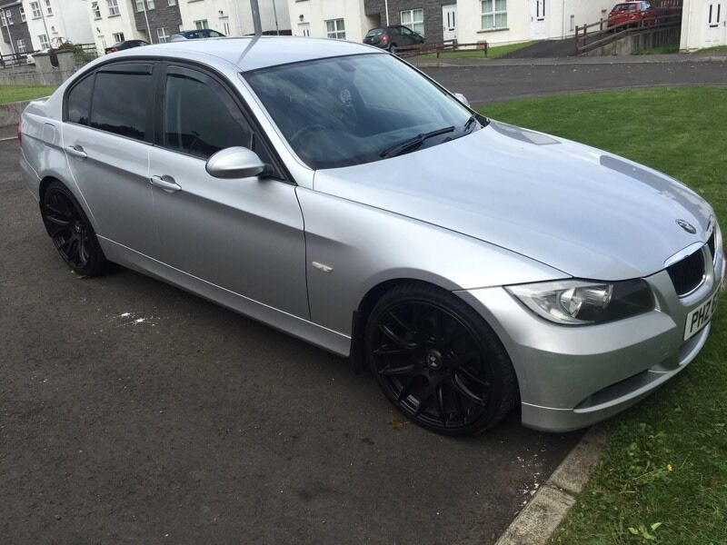 bmw 320d e90 good condition in ballymena county antrim. Black Bedroom Furniture Sets. Home Design Ideas
