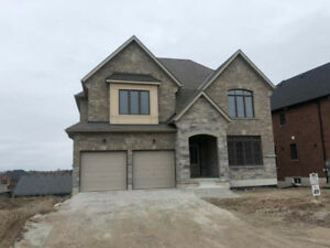 Brand New Beautiful 4 Bedrooms Detach in Orillia for Rent