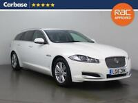 2015 JAGUAR XF 2.2d [163] Luxury 5dr Auto Estate