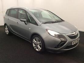 2013 Vauxhall Zafira 2.0 CDTi SRi 7 SEATS TURBO DIESEL MPV *SATNAV* 5 door MPV