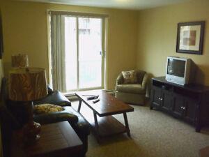 2 bedroom 2 bath furn Canmore Condo - Oct 1 to April 30