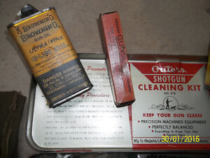 Vintage Outers Shotgun Cleaning Kit No. 478 Rod,Brushes and Case Kitchener / Waterloo Kitchener Area image 3