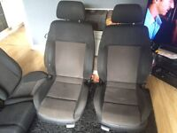 Golf mk4 gti 3dr cloth interior full car seats and door cards