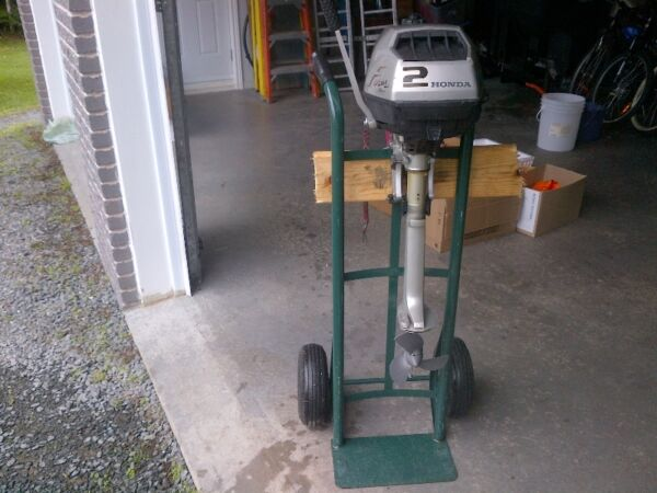 Honda bf2a for sale canada for Used honda outboard motors for sale