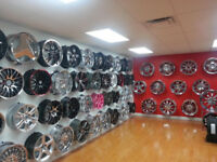 $16 HR $17Hr Front Desk Help Tire Sale Wheel Sale 647 292 4154