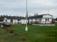 ** Beautiful Waterfront Property - Tracadie