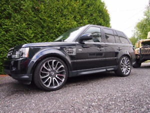 2011 Land Rover Range Rover Sport Supercharged VUS