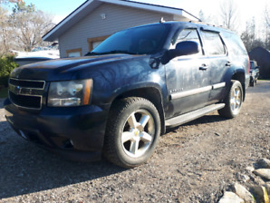 2007 Tahoe LTZ sell or trade