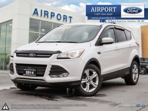2014 Ford Escape SE 4WD with only 86,652 kms