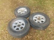 Camper trailer tyres Port Macquarie Port Macquarie City Preview