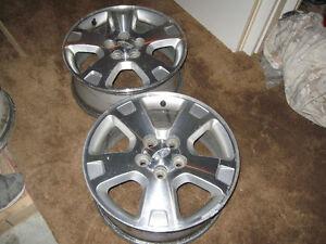 17 inch aluminum rims