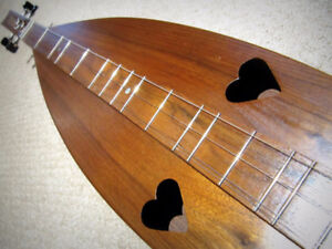 Mountain Dulcimer - $165