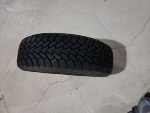 Used winter tire