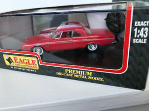 1/43 scale 1964 Plymouth  Belvedere  diecast vehicle