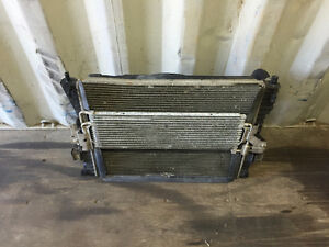03-08  Ford Crown Vic Radiator Stack Crownvictoria