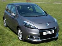 2013 (13) Renault Scenic 1.5TD Dynamique ENERGY Tom Tom