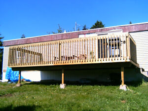 Mobile Home and Land  2 Bedroom West Chezzetcook N.S.