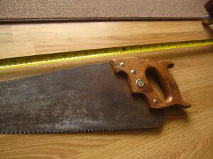 Shurly & Dietrich vintage handsaw. Maple leaf! Gatineau Ottawa / Gatineau Area image 4