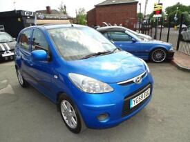Hyundai i10 1.1 ES FANTASTIC CONDITION JUST 44,000 MILES LOW TAX AND INSURANCE