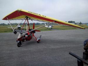 Ultraleger, Trike, ULM, Pendulaire, Avion, Cessna