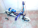 Girls neptune bike (very tidy)