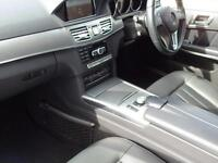 Mercedes-Benz E Class E250 CDI SE (grey) 2014-03-14