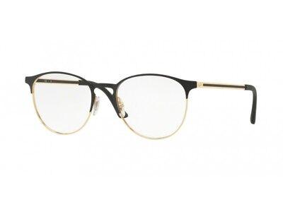 9d5086760a9 optische Brille Ray Ban Gestell RX6375 Schwarz gold top 2890