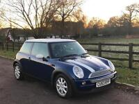 Mini Mini 1.6 Cooper 2003 (53) 12 Months MOT