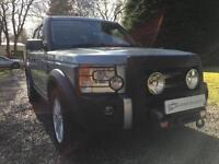 STUNNING LAND ROVER DISCOVERY 3 2.7TD V6 HUGE SPEC AUTO SE HSE WARN WINCH