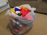 Chunky Lego blocks