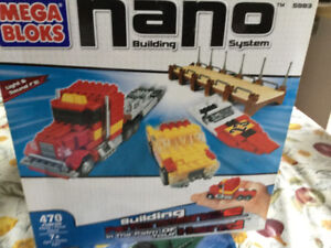 Mega Bloks Nano