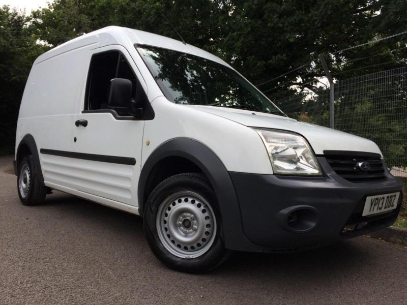 Ford Transit Connect 1.8TDCi (90PS) DPF T230 L DIESEL MANUAL 2013/13