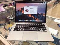 "Apple MacBook Pro A1502 13"" Late 2013 2.4Ghz intel core i5 8GB RAM 256 SSD HDD macOS Sierra"