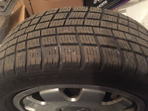 Michelin Pilot 16 in. snow tires & Audi Rims also available