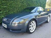 2004 Audi TT QUATTRO 180BHP Coupe Petrol Manual